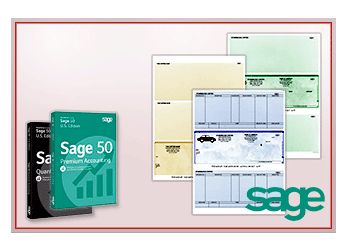 Checks 100% Compatible With Sage