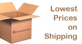 Lowest Prices on Shipping