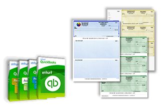 cheap quickbooks checks